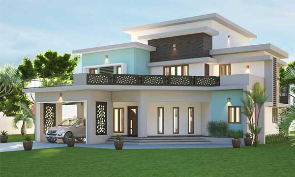 Kerala home plan