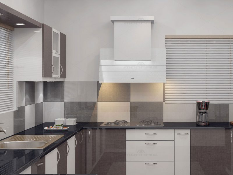 kitchen interior design -Monnaie architects & Interiors