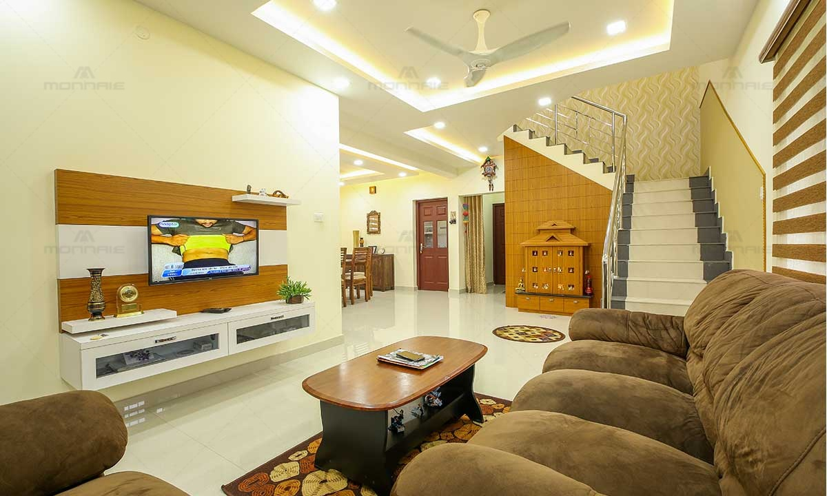 Minimalist Home Interiors Design Ideas - Architects In Kochi