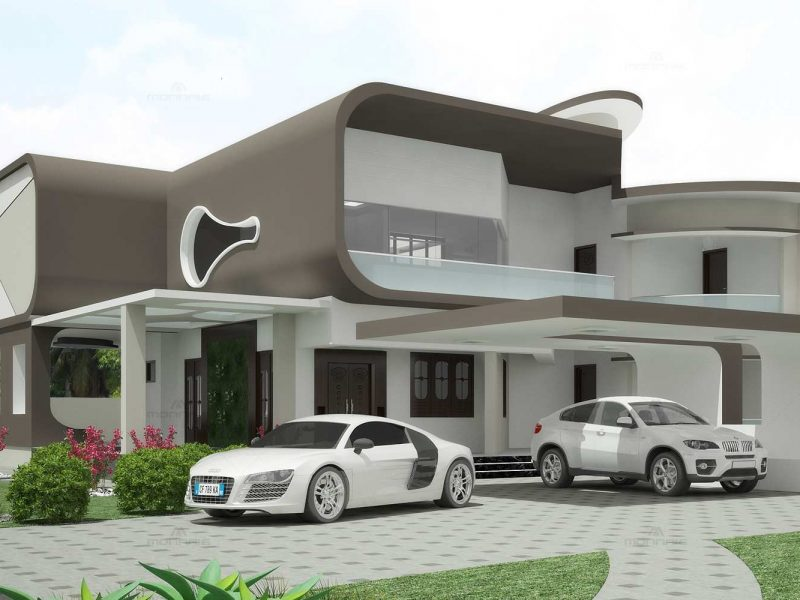 Modern Architecture Design Kerala