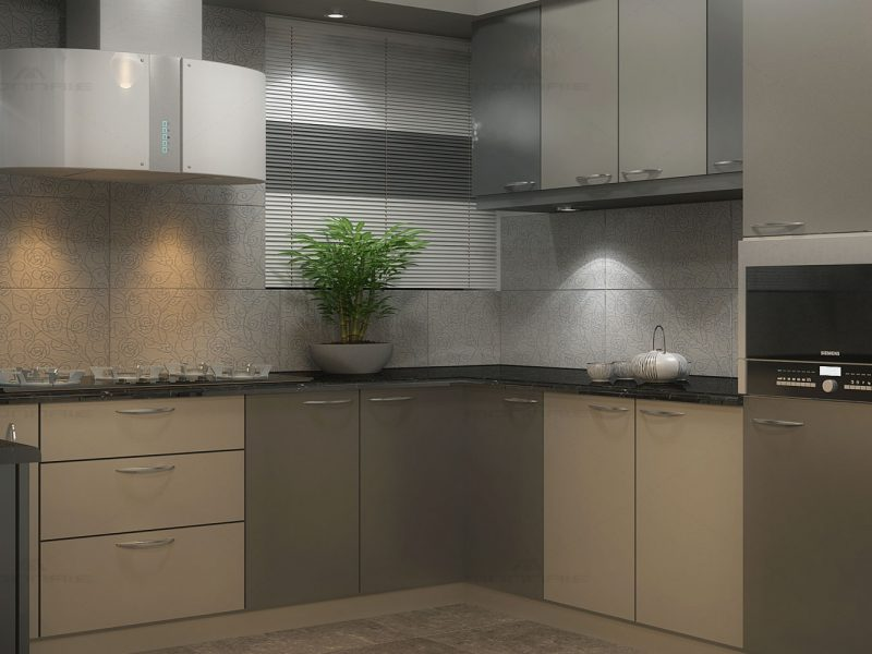 Modular Kitchen & Interiors Cost in Kannur