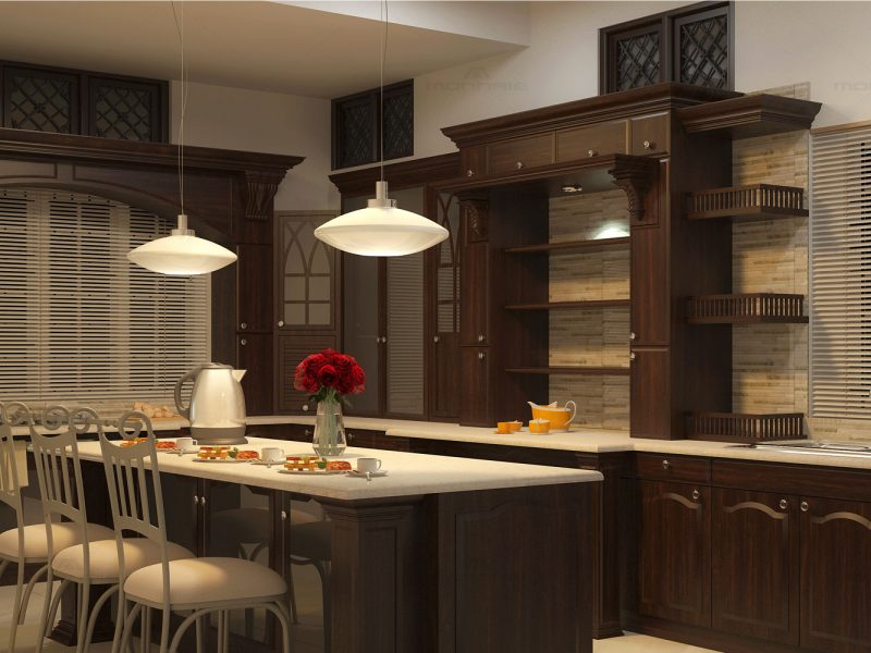 Modular Kitchen and Interiors In Kannur