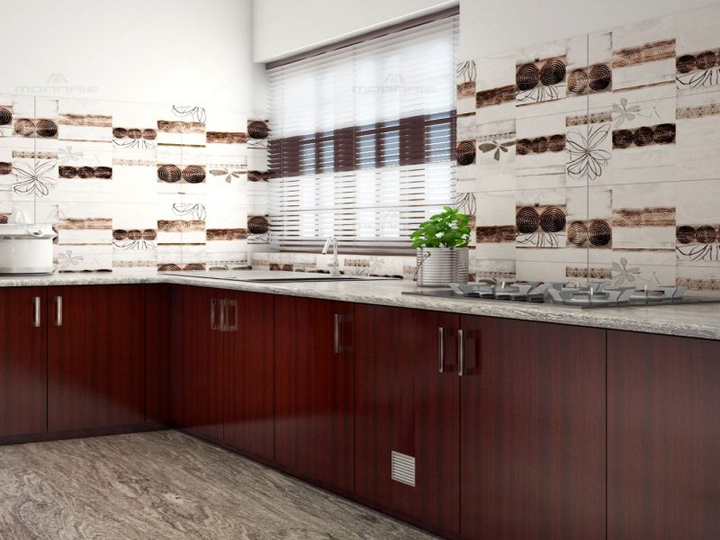 Modular kitchen design in Kerala