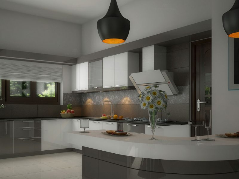 Modular kitchen in Palakkad