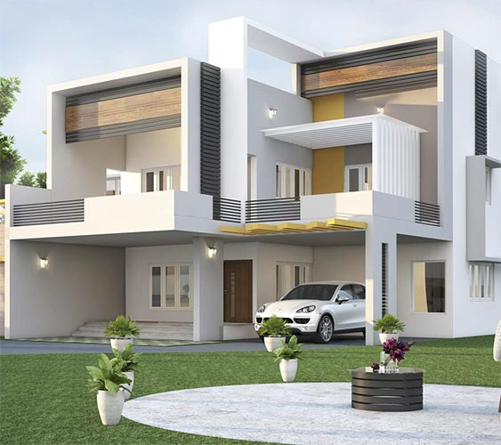 Architects in Trivandrum
