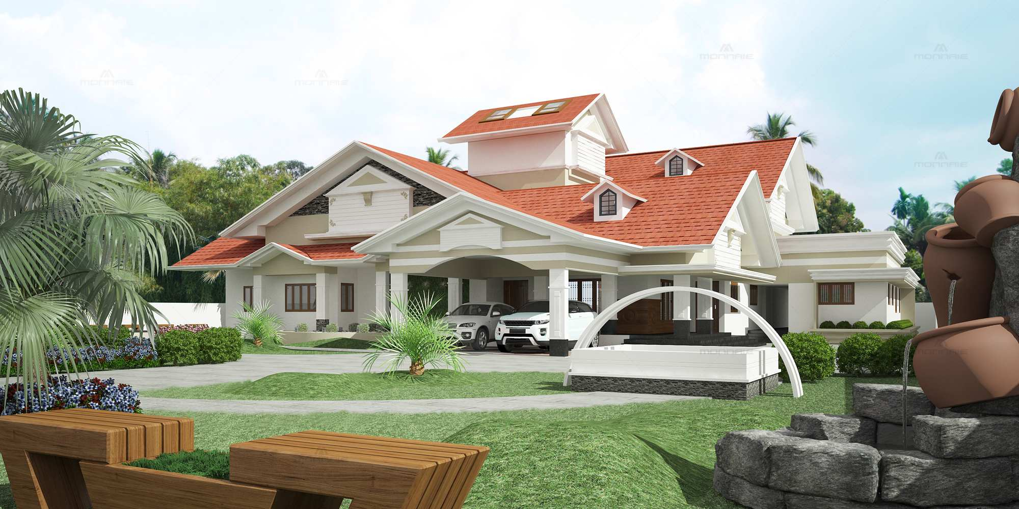 Best Architects in Kerala | Residential architecture house designs