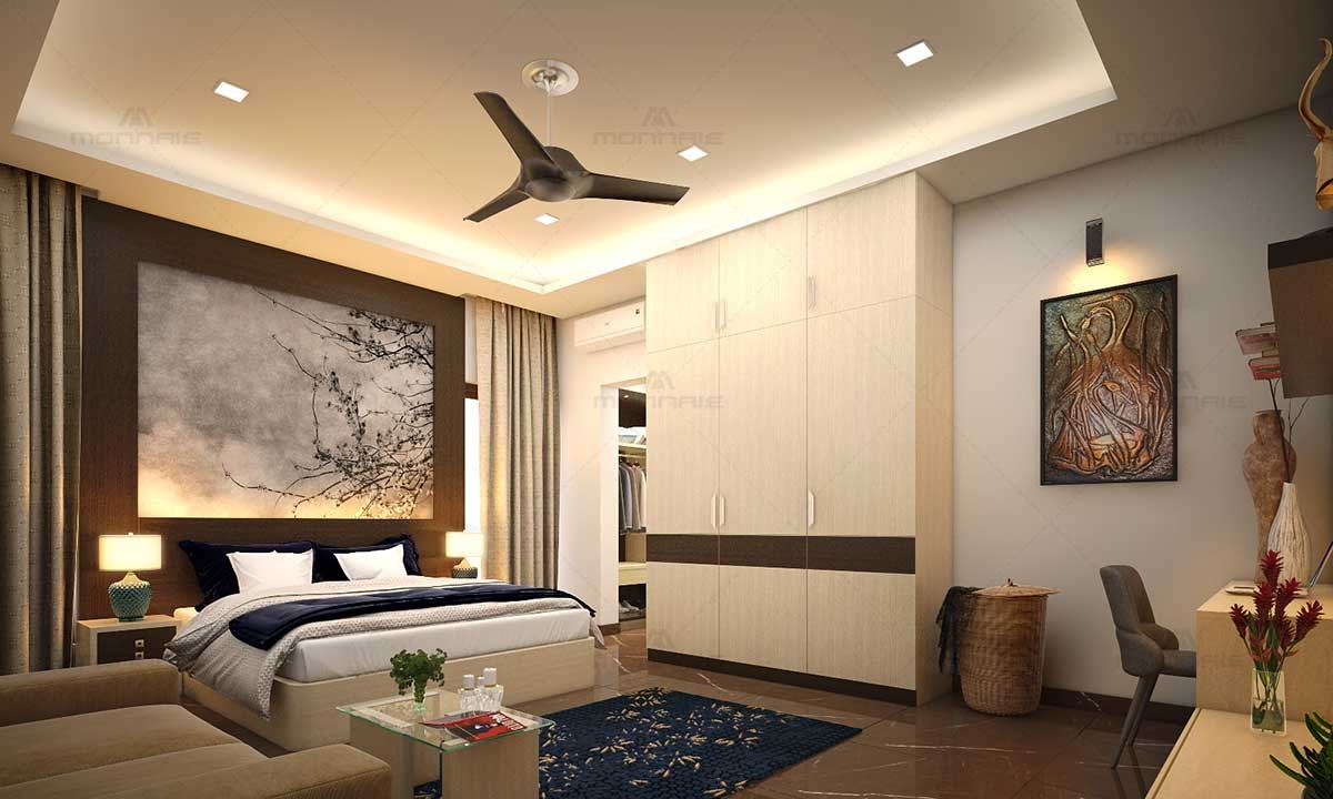 Simple & Beautiful Bedroom Interior Design Photos