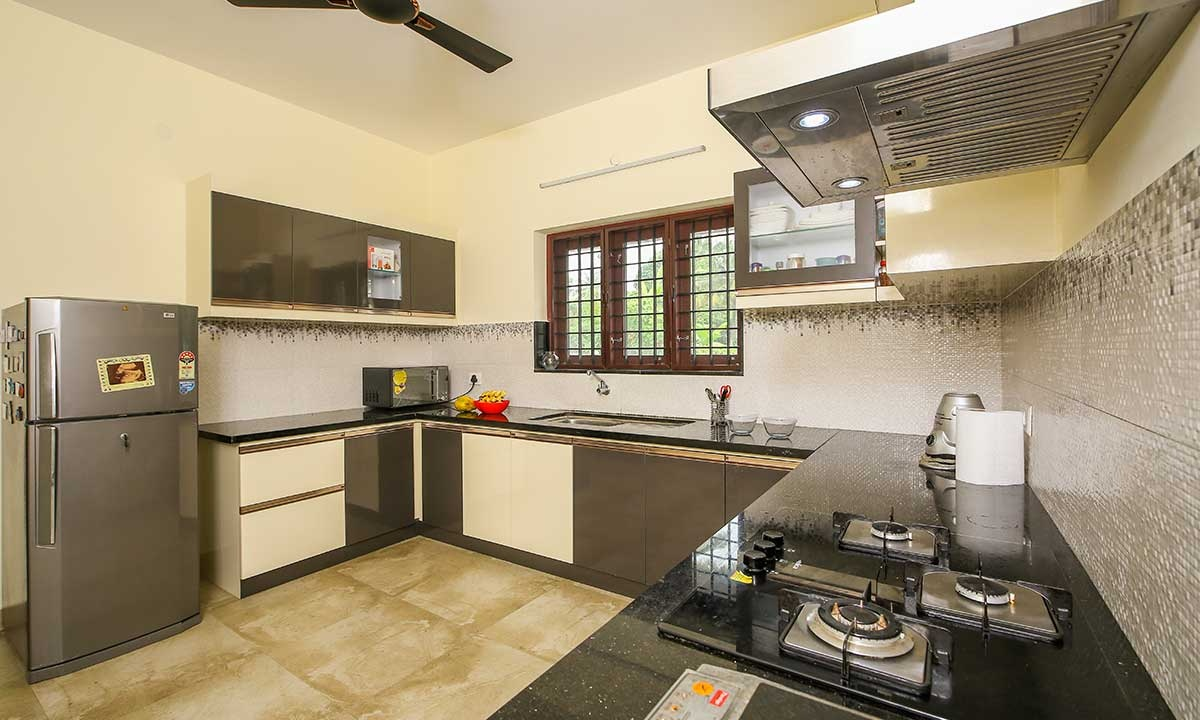 Simple Modular Kitchen Design Ideas - Top Interior designers in Ernakulam