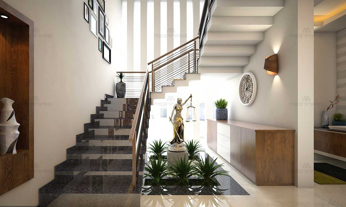 Simple Staircase Ideas For Homes