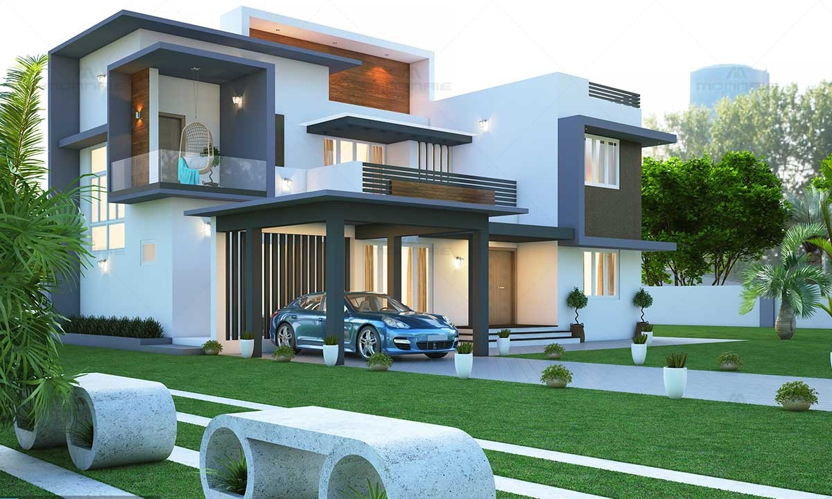 Contemporary design house