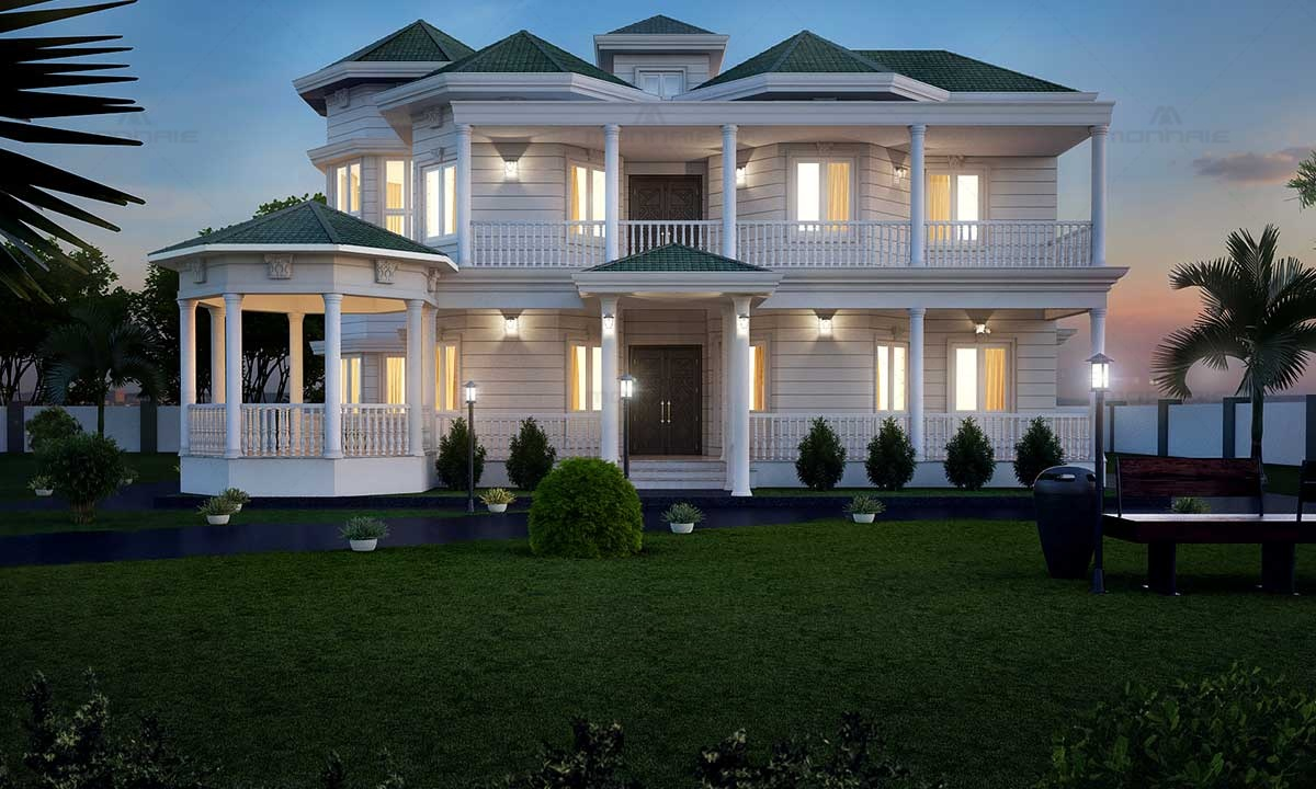 Top Contemporary Architecture Home Plans Kerala