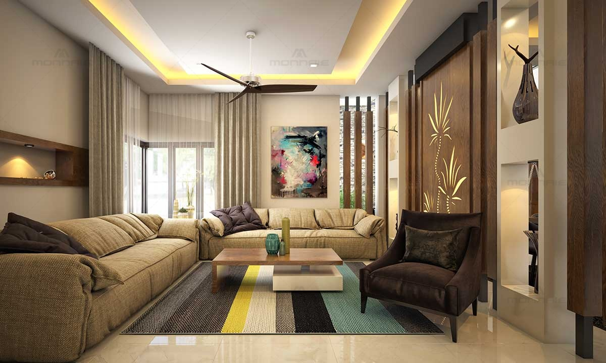 Trendy Living Room Decor Ideas/Image