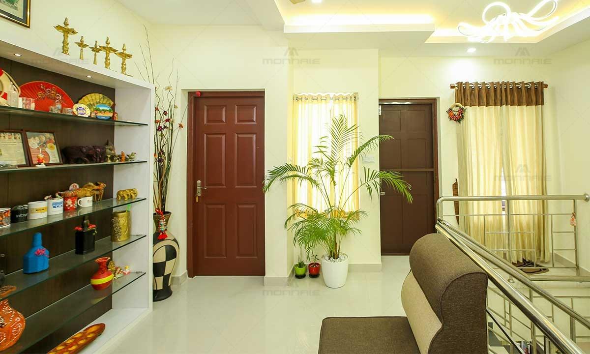 Upper Living Room Design Ideas - Top Interior designers in Ernakulam