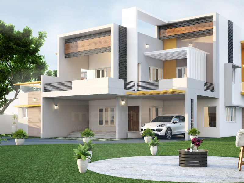 Architects In Kerala, Monnaie Architects & Interiors