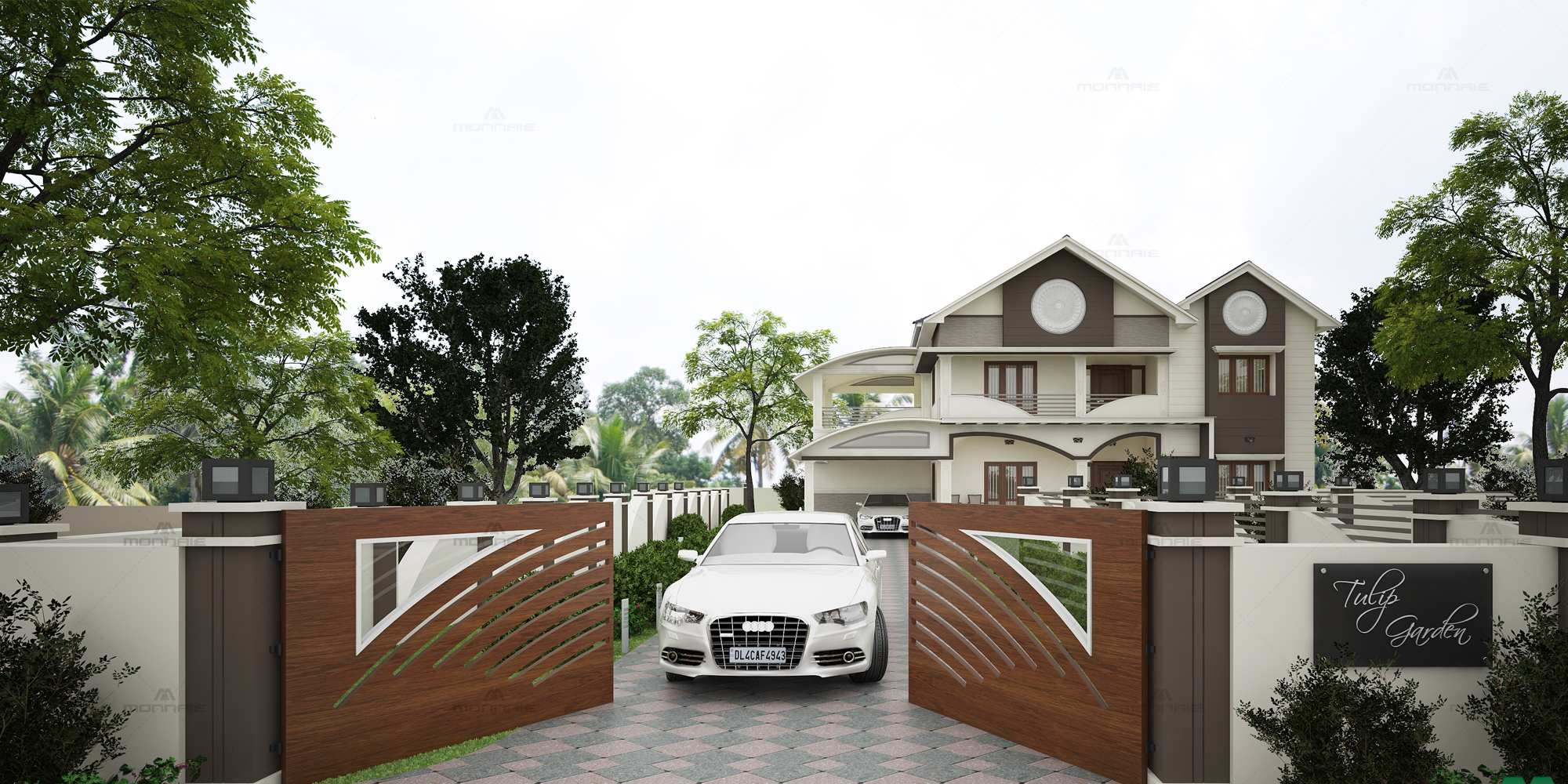 Home Architecture Design Cochin