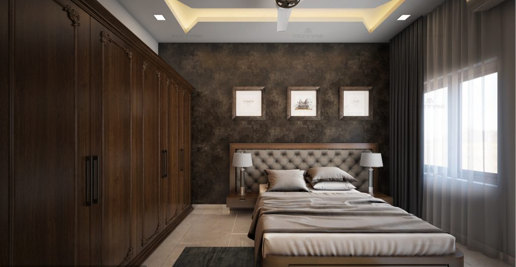 bedroom interior design ideas in kerala