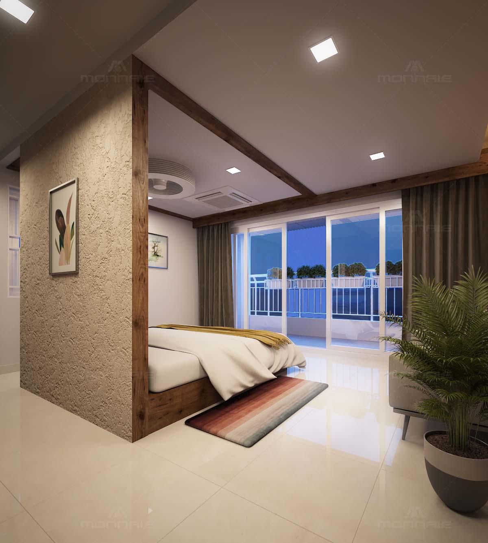 15. Master Bedroom view 2