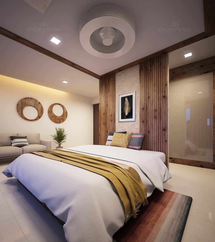 17. Master Bedroom view 1